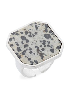Isabel Marant Bague Stone Signet Ring