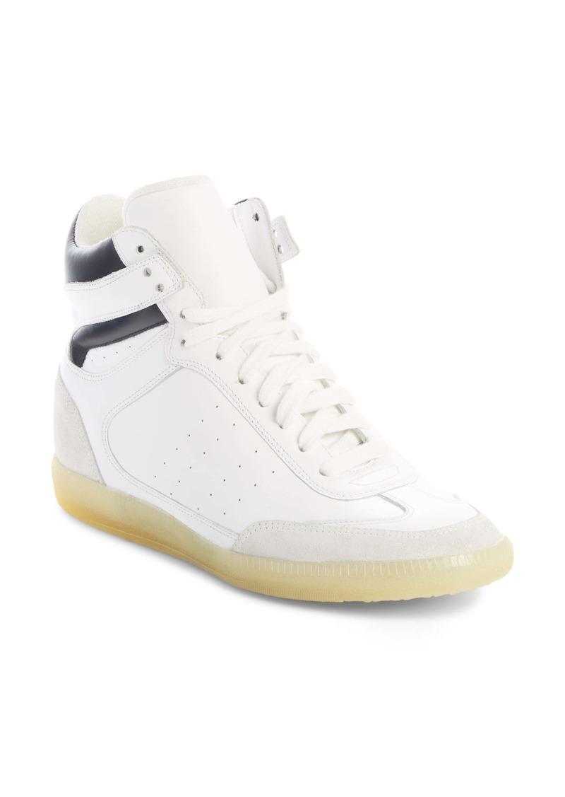 Isabel Marant Bayren High Top Sneaker (Women)