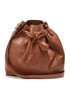 Isabel Marant Beeka leather bucket bag