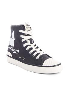 Isabel Marant Benkeen High Top Sneaker (Women)