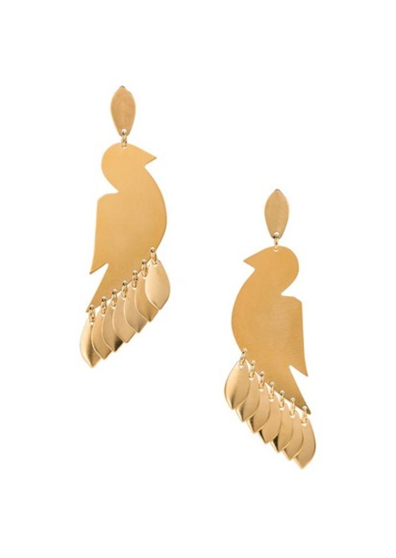 Isabel Marant Bird Earrings