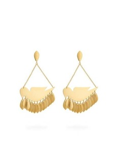 Isabel Marant Bird-pendant earrings