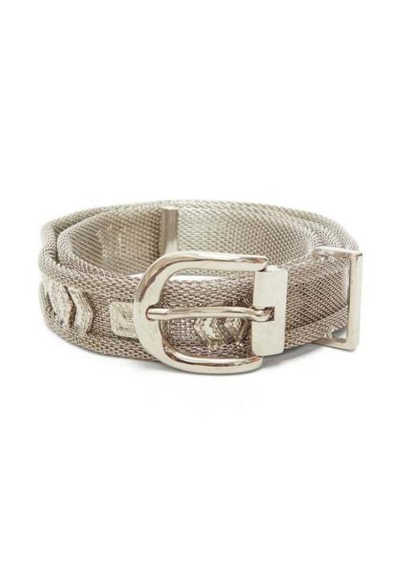 Isabel Marant Bisa chainmail belt