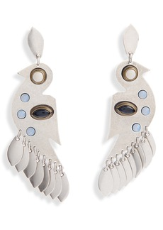 Isabel Marant Bouclé Drop Earrings