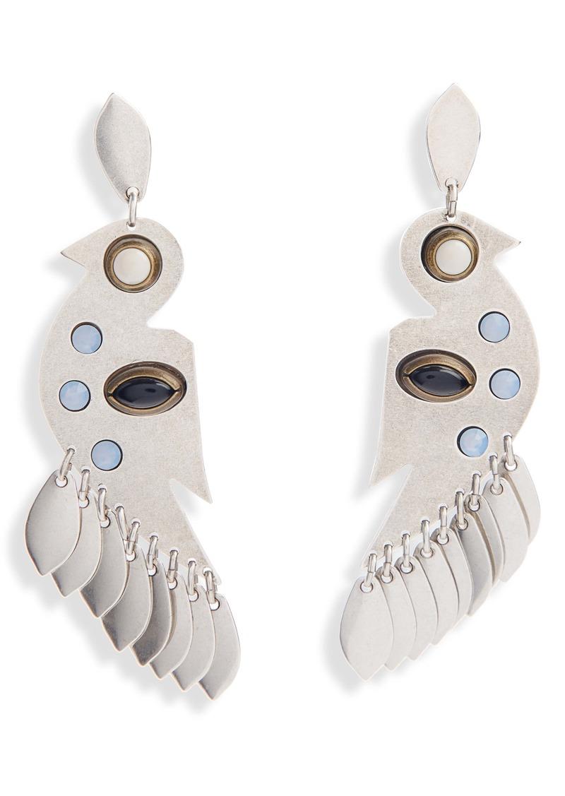 Isabel Marant Bouclé Drop Earrings