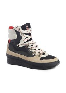 Isabel Marant Brendta High Top Sneaker Boot (Women)