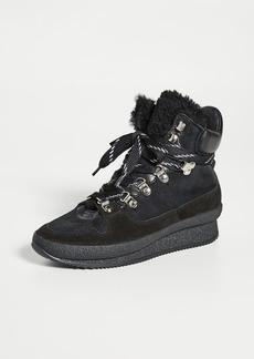 Isabel Marant Brendta Suede Hiking Boots