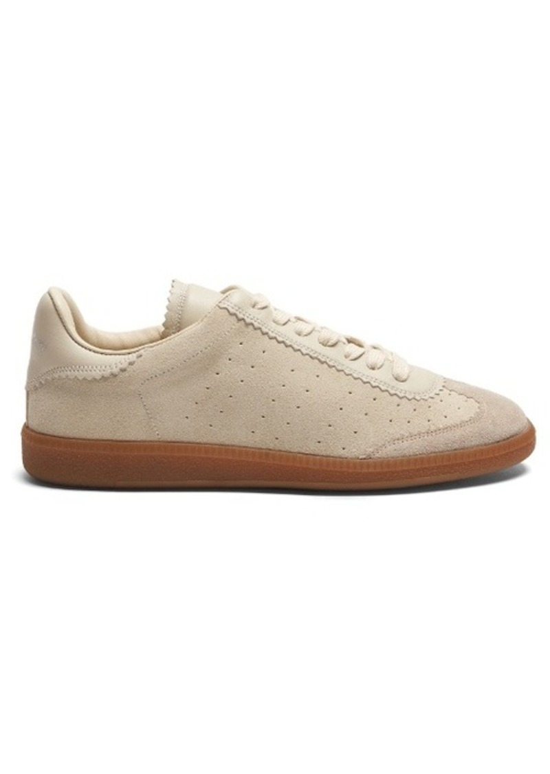 ea45a1eaa6f Isabel Marant Isabel Marant Bryce low-top suede trainers | Shoes