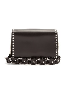 Isabel Marant Calibar stud-embellished leather cross-body bag