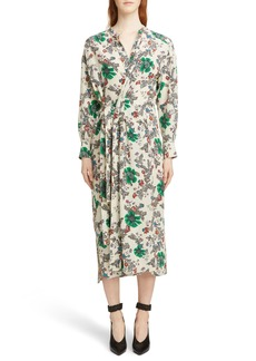 Isabel Marant Calypso Silk Dress