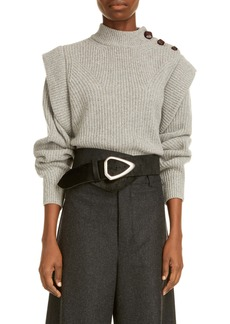 Isabel Marant Cashmere & Wool Sweater