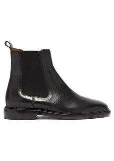 Isabel Marant Chelay leather chelsea boots