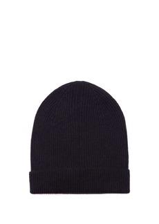 Isabel Marant Chilton cashmere beanie hat
