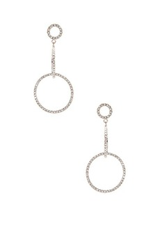 Isabel Marant Circle Drop Earrings