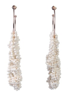Isabel Marant Coconut Earrings