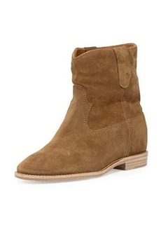 Isabel Marant Crisi Western Suede Bootie
