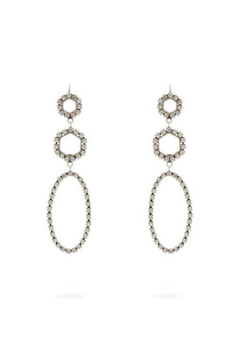Isabel Marant Crystal drop earrings