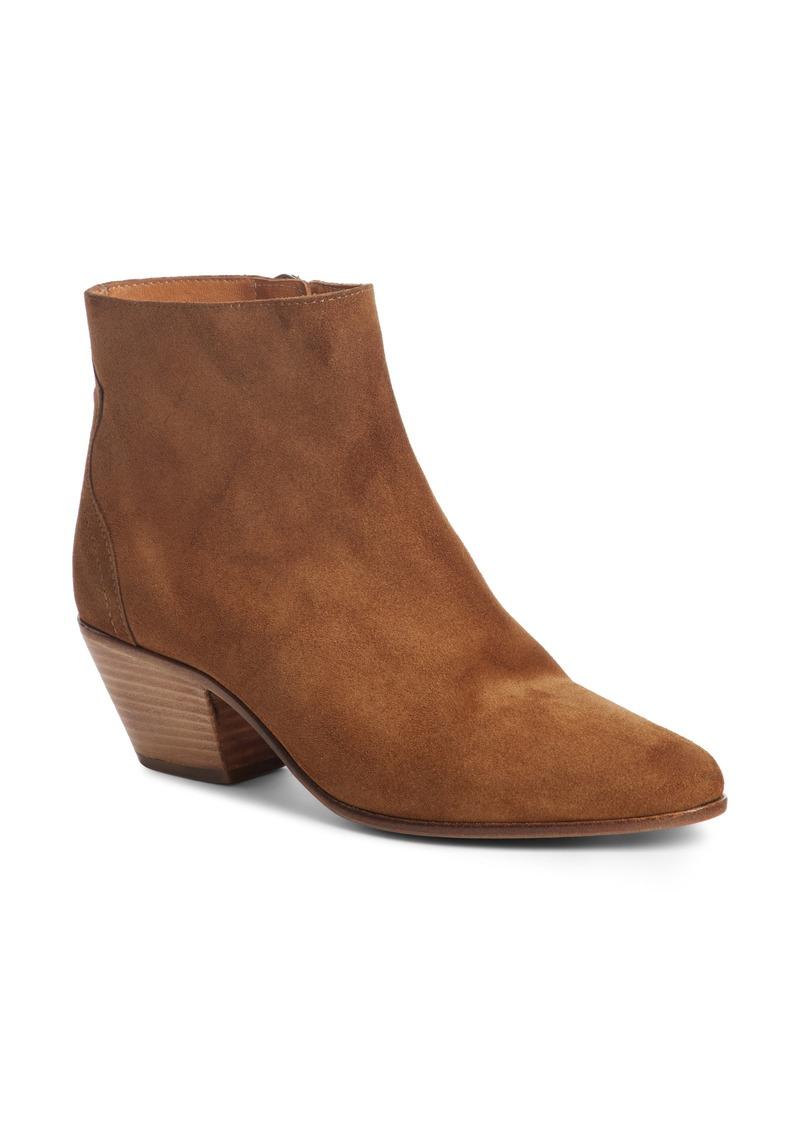 Isabel Marant Dacken Stacked Heel Bootie (Women)