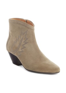 Isabel Marant Dacken Stitch Bootie (Women)