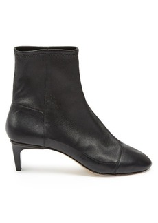 Isabel Marant Daevel leather ankle boots