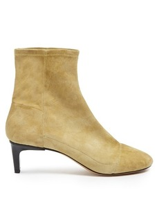 Isabel Marant Daevel suede ankle boots