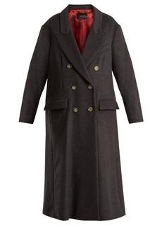 Isabel Marant Dajo oversized wool coat
