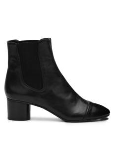 Isabel Marant Danae leather chelsea boots