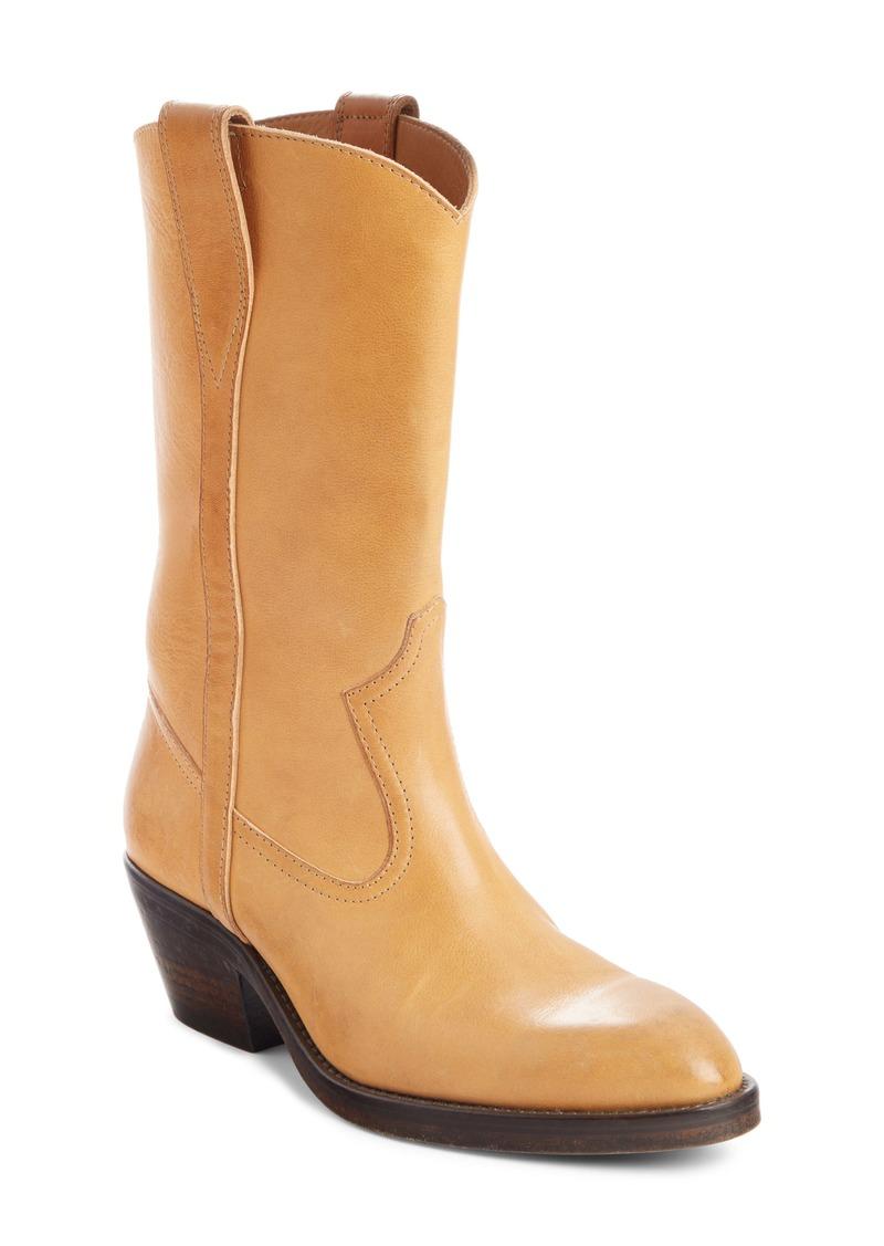 Isabel Marant Danta Western Boot (Women)