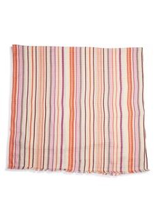 Isabel Marant Dayna Stripe Cotton Scarf