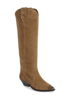 Isabel Marant Denvee Tall Western Boot (Women)