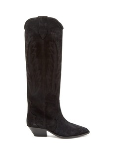 Isabel Marant Denzy suede boots