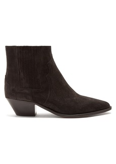 Isabel Marant Derlyn Western suede ankle boots