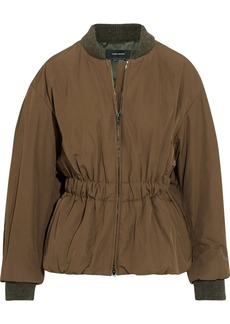 Isabel Marant Dex shell bomber jacket