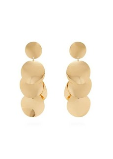 Isabel Marant Disc drop earrings