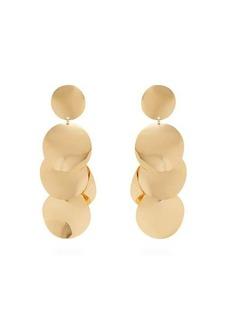 Isabel Marant Disc drop earrings
