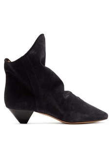 Isabel Marant Doey suede ankle boots