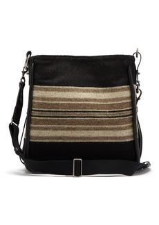 Isabel Marant Dosseh wool shoulder bag