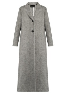 Isabel Marant Duard wool coat