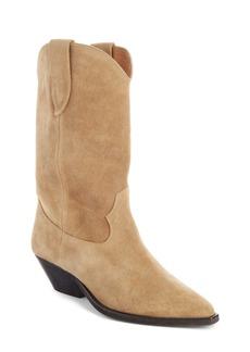 Isabel Marant Duerto Western Suede Boot (Women)