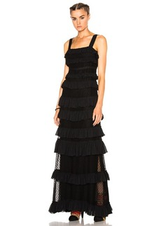 Isabel Marant Easy Evening Tuline Dress