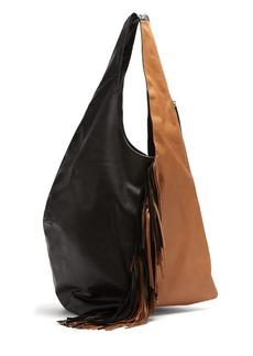 Isabel Marant Eenda fringed leather tote