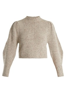 Isabel Marant Elaya crew-neck knit sweater