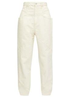 Isabel Marant Eloisa straight-leg jeans