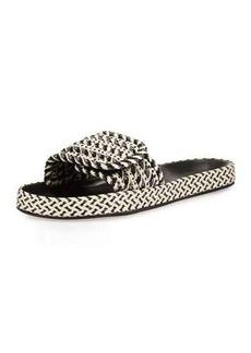 Isabel Marant Enki Flat Rope Slide Sandal