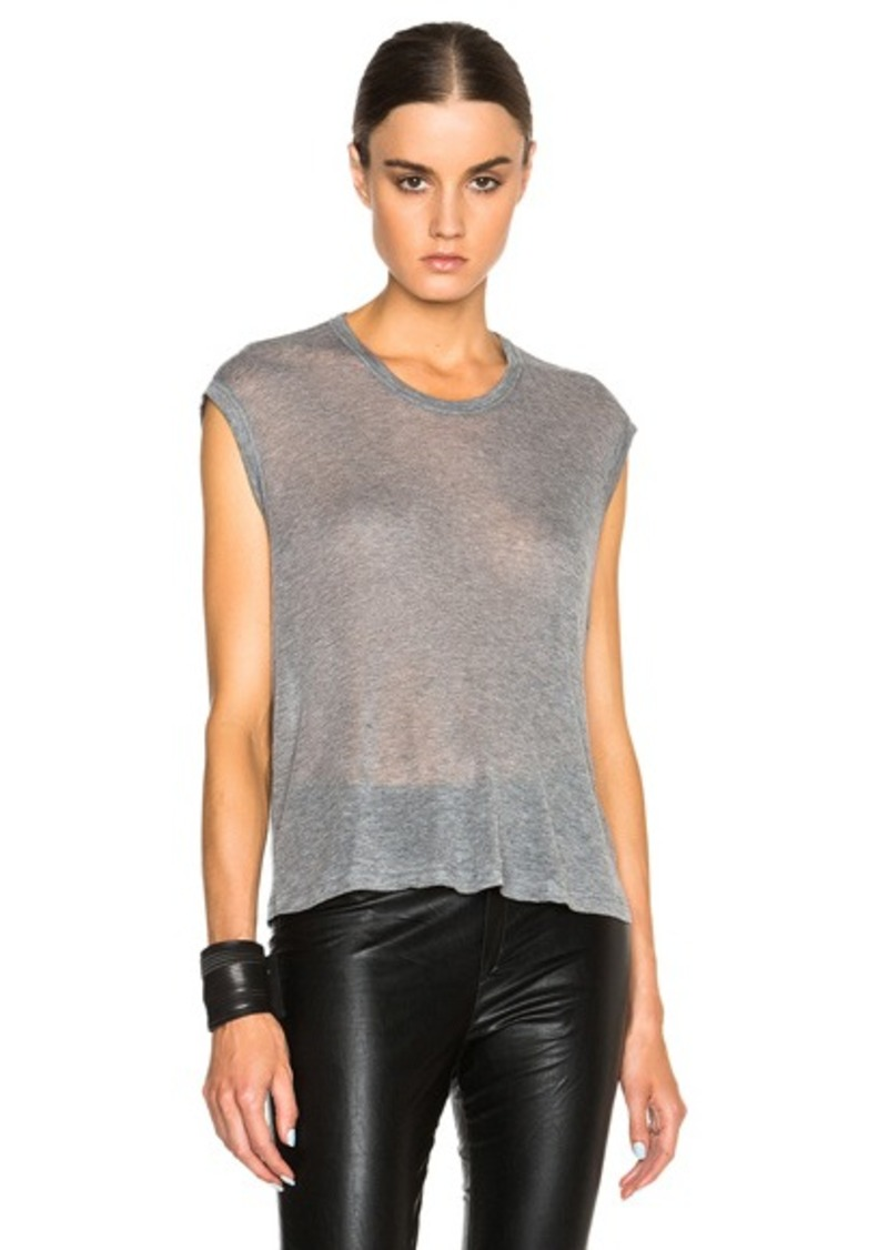 Isabel Marant Etoile Anette Cashmere Tee