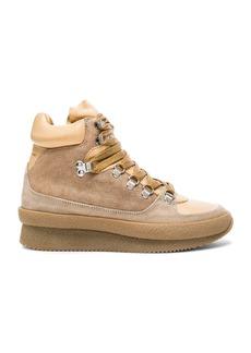 Isabel Marant Etoile Brent Hiking Boots