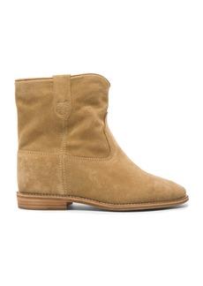 Isabel Marant Etoile Crisi Velvet Boots