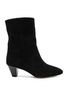 Isabel Marant Etoile Dyna New Velvet Booties