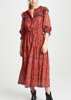 Isabel Marant Etoile Eina Dress