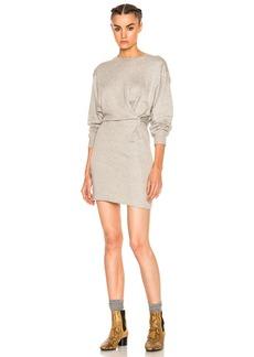 Isabel Marant Etoile Fanley Sweatshirt Dress